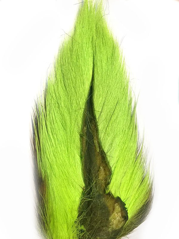 Bucktail Chartreuse