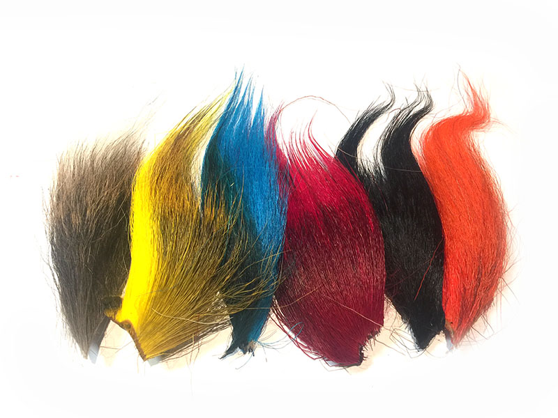 Bucktail Mix 6 Colors