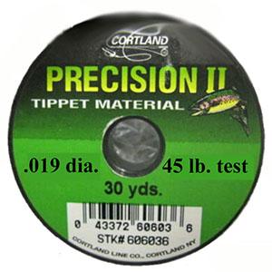 Cortland Precision 2 tippet