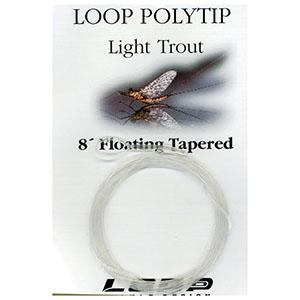 Loop polyleader