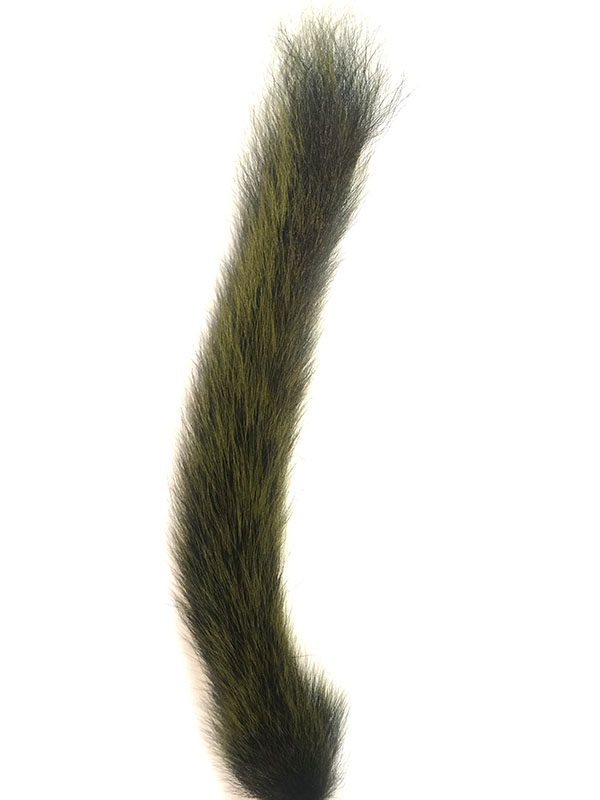 Squirrel Tail – Olive