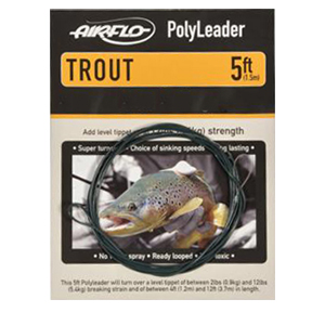 Trout 5 ft Polyleader