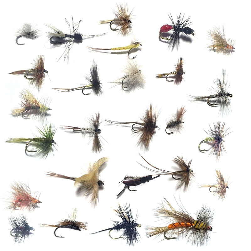 26 Dry Fly Set