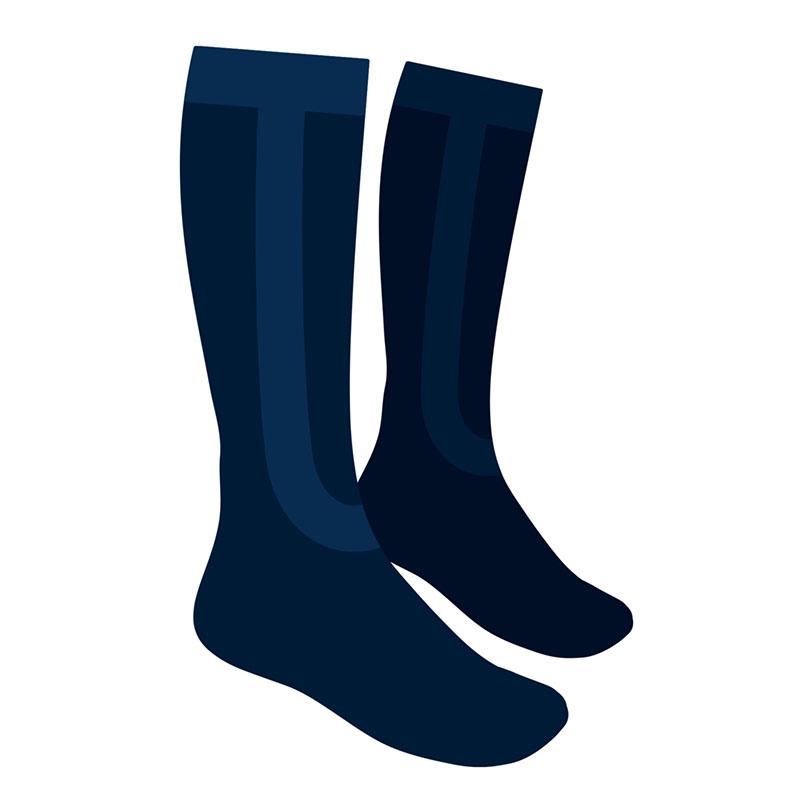 Loop Merino socks