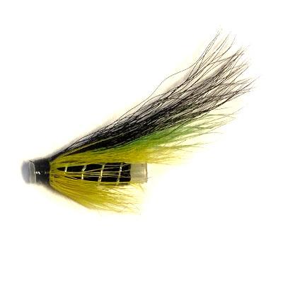 Black, Green & Yellow